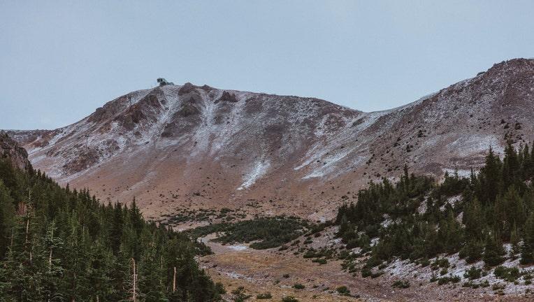 snow mammoth mountain