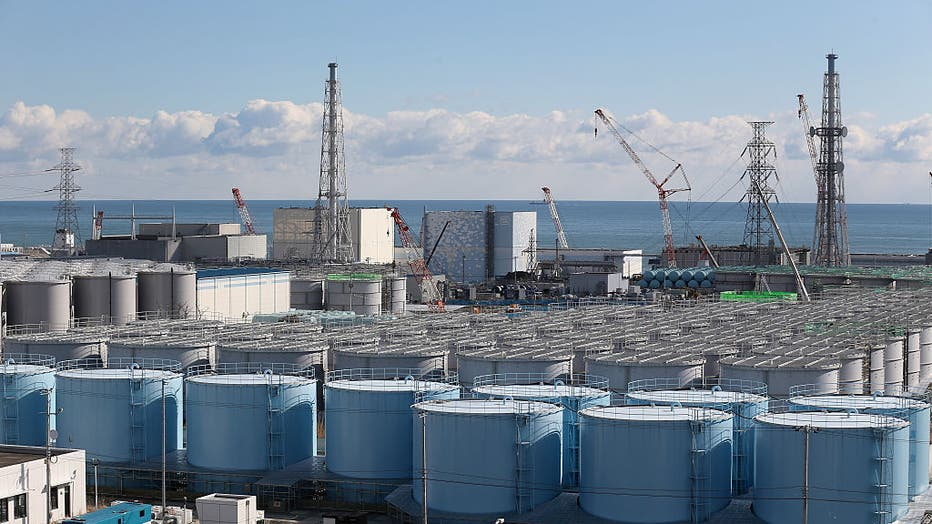 Workers of Fukushima Daiichi