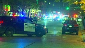 14 people injured, 1 dead in downtown St. Paul shooting