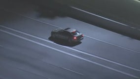 Suspected DUI driver in custody after lengthy chase across LA, Orange counties