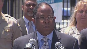 LA City Councilman Mark Ridley-Thomas pleads not guilty to corruption charges