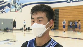 Local basketball player overcomes the odds on the court