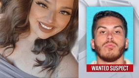 Ex-boyfriend wanted for murder of woman who had restraining order out against him, family says