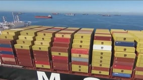 White House announces plan to ease cargo backup at Port of Los Angeles