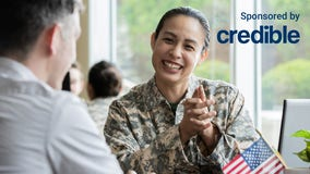 Best personal loans for veterans and military members