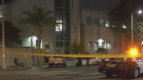 14-year-old gang member accused of shooting at LAPD detective in South LA
