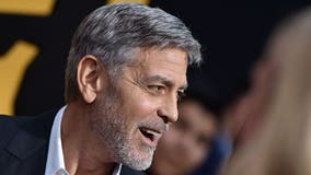 Clooney nixes political future: 'I would actually like to have a nice life'