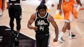 LA Clippers rising star Terance Mann signs 2-year contract extension