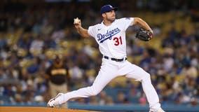 Dodgers' Max Scherzer face fellow veteran ace Wainwright in NL wildcard showdown