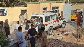 Afghanistan mosque explosion: IS bomber kills 46, challenging Taliban