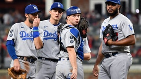 Dodgers end season with 4-2 loss to Atlanta Braves