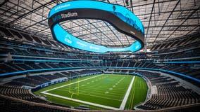 Super Bowl LVI expected to bring $477 million to LA economy