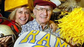 'Mr. Irrelevant Week' founder, former Trojans WR Paul Salata dies at 94