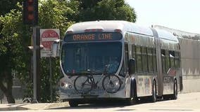 LAUSD students can use Metro for free starting Friday, through June 2023