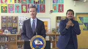 California 1st state in nation to announce vaccine requirements for students