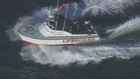 Ocean search underway for missing boater near Redondo Beach