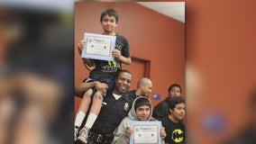 Community Champions: LAPD's Hollenbeck PAL honored as Super Bowl legacy champion