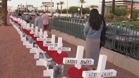 Las Vegas massacre: 4th year since tragedy stirs emotions, ceremonies