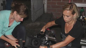 Vigil held in Burbank for cinematographer Halyna Hutchins who was killed on movie set