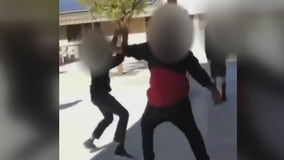 13-year-old arrested for beating another student at middle school in Menifee