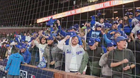 Dodger Nation reacts to epic NLDS win at Oracle Park