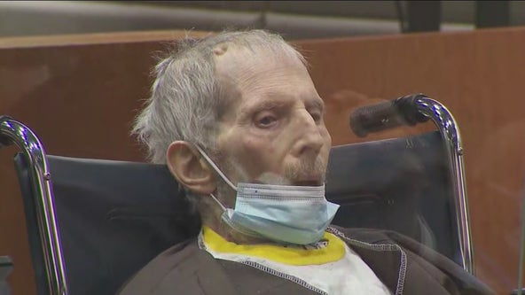 Robert Durst on ventilator after testing positive for COVID-19, attorney says