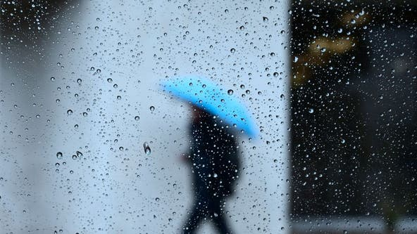 First storm of the season to bring rain this weekend across SoCal