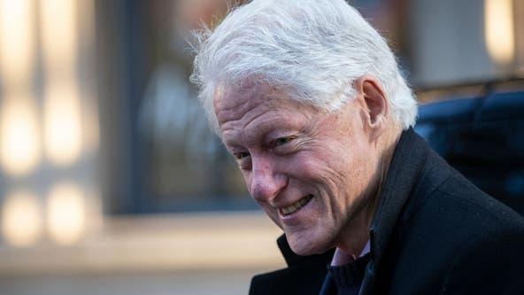 Bill Clinton released from hospital in Orange County