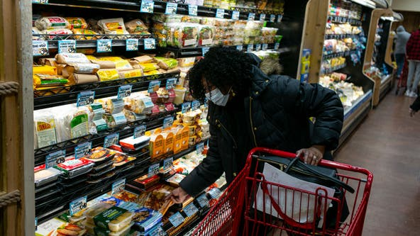 Grocery shoppers feel the hit as food prices skyrocket nationwide