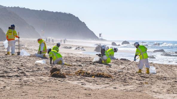 Aging equipment, spills test ties between oil, California