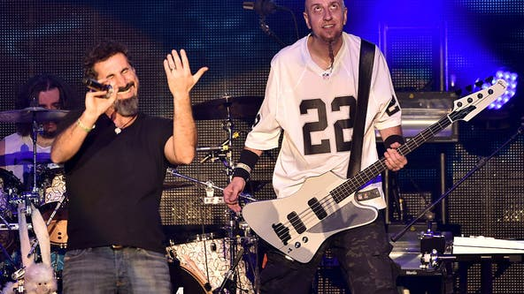 System of a Down postpones show after Serj Tankian's breakthrough COVID-19 case