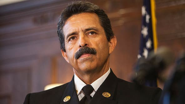 LA fire commissioner calls for LAFD Chief Terrazas to be replaced