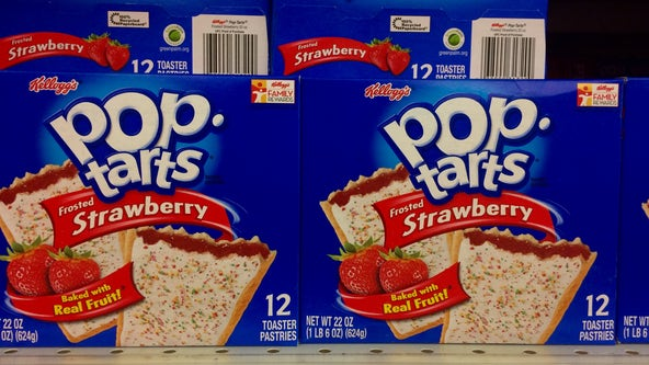 Kellogg's sued for $5M over alleged lack of strawberries in Pop-Tarts