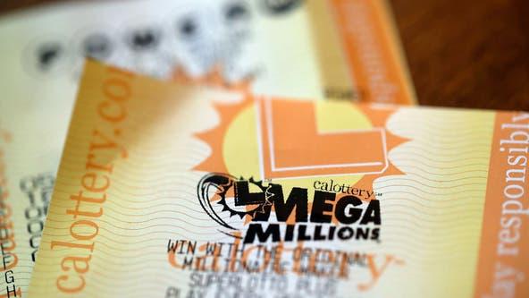 $2.6 million Mega Millions lottery ticket sold in Sun Valley
