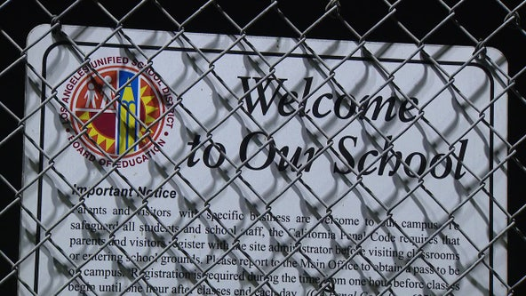 LAPD, LAUSD investigating alleged sexual assault of girl by multiple students in boys' bathroom
