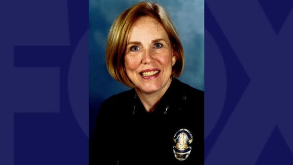 Peggy York, LAPD's first woman deputy chief, dies at 80