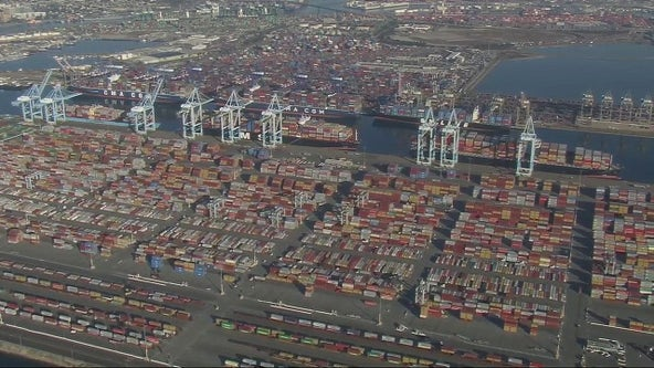 Port of Los Angeles chaos: 24/7 operations won't be immediate