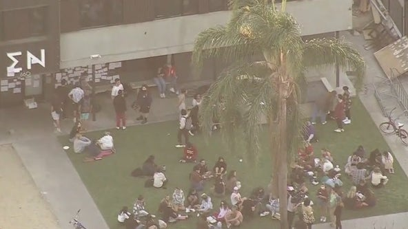 USC fraternity suspended over sex assault and drugging allegations, sparking student protest