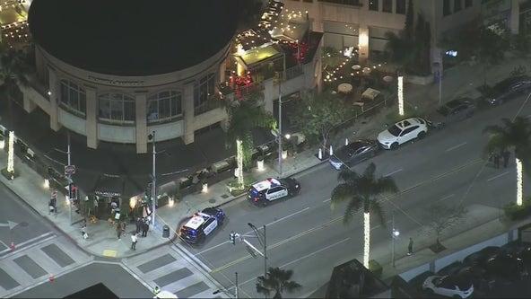 Shooting in Beverly Hills under investigation, 1 hurt