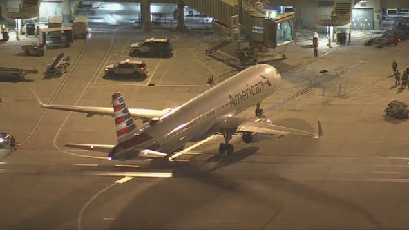 American Airlines bans passenger after incident in flight from NY to Orange County