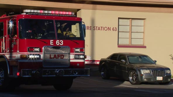 LAFD's staff shortage during fire season causing firefighters to worry