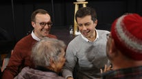 Presidential candidate Pete Buttigieg on husband: 'I don't know how I could possibly do this without Chasten'