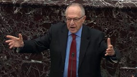 Trump impeachment trial: Dershowitz backtracks, Paul thwarted