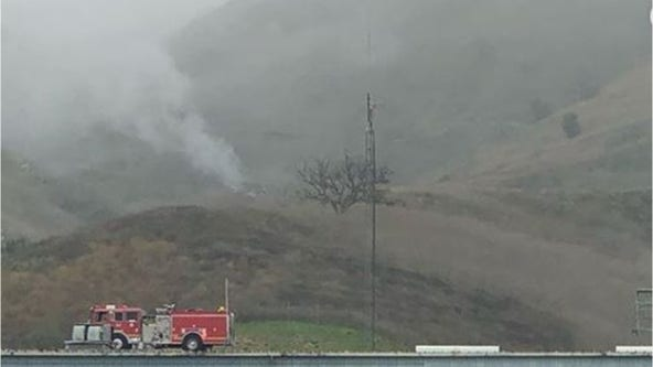 Pilot of Kobe Bryant's helicopter tried to avoid heavy fog before crash