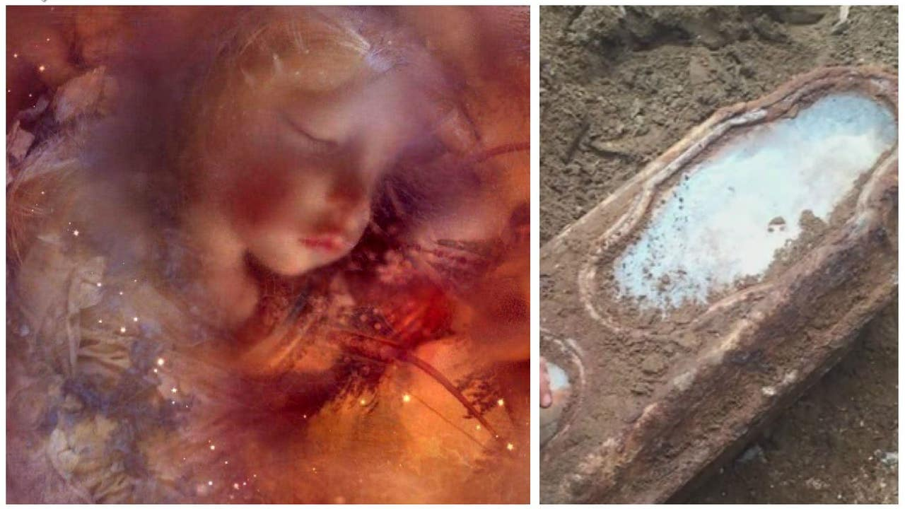 Preserved child found in glass coffin under San Francisco home ID'd