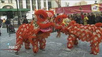 Why red is so important during Lunar New Year