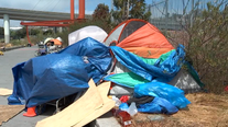 San Francisco homeless camp to be removed, advocates say residents have right to stay