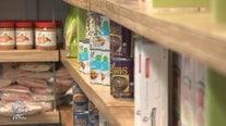 Orientation week at UC Berkeley includes information on campus food pantry
