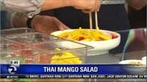 Thai mango salad by Chef Ariel Layug