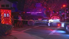 Antioch police officer shot, transported to hospital
